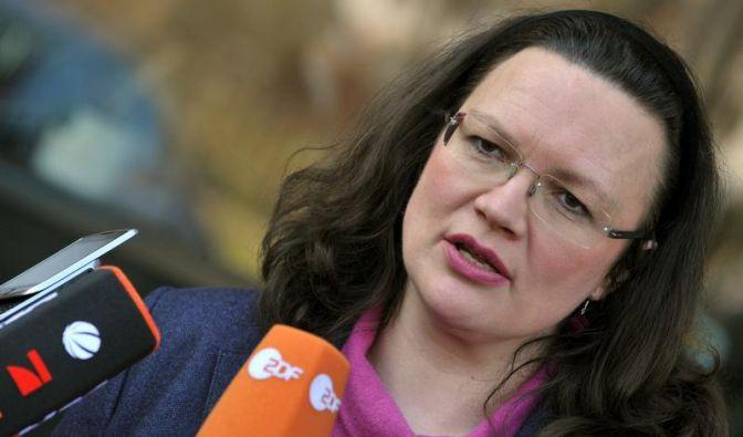 SPD pocht weiter auf Finanztransaktionssteuer (Foto)