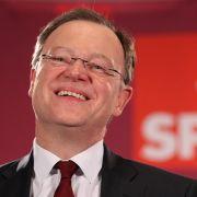 SPD-Spitzenkandidat Stephan Weil wird neuer Ministerpräsident Niedersachsens.