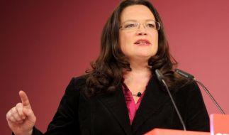 SPD will Rente mit 67 aussetzen (Foto)