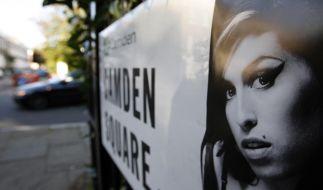Spekulationen um den Tod von Amy Winehouse (Foto)