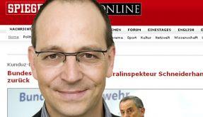 Spiegel-Online-Chefredakteur Rüdiger Ditz (Foto)