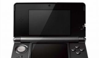 Spielgefährte in 3D: Neue Konsole von Nintendo (Foto)