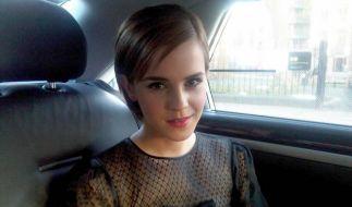 Spielt Emma Watson die Hauptrolle in der Verfilmung Fifty Shades Of Grey? (Foto)