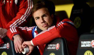 Spielt Mario Götze mit dem Gedanken zu Borussia Dortmund zurückzukehren? Oder wird er seinem früheren Trainer Jürgen Klopp nach Liverpool folgen? (Foto)
