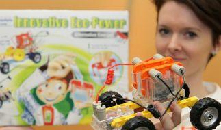Spielwarenbranche wegen Öko-Motto in der Kritik (Foto)