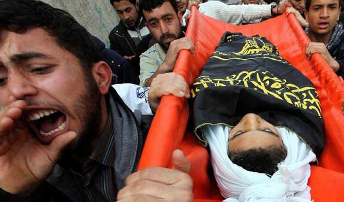 Spirale der Gewalt in Nahost (Foto)