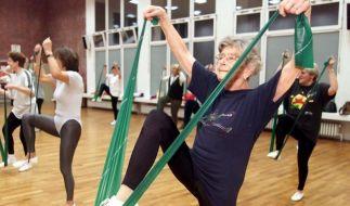 Sport im Alter wirkt Demenz und Depressionen entgegen (Foto)