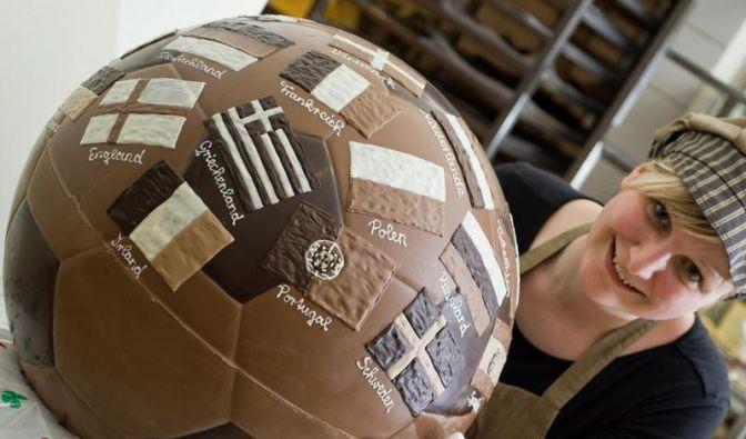 Sport macht schlank - Schokolade auch? (Foto)