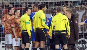 Sportgericht wertet Abbruch-Spiel 2:0 für Schalke (Foto)