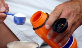 Sportgetränke liefern oft zu wenig Energie (Foto)