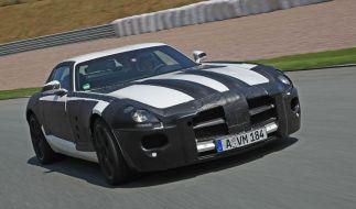 Sportlich wie kein Mercedes vorher: Der SLS AMG ist ein Renner erster Güte. (Foto)