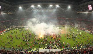 Sportrechtler: DFB-Sportgerichtsurteil «kontraproduktiv» (Foto)