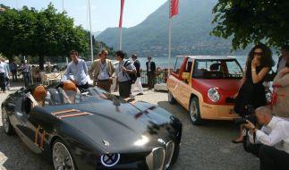 Sportwagen-Klassiker: Hommage an BMW 328 (Foto)