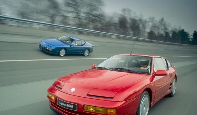 Sportwagenmarke Alpine vor möglichem Comeback (Foto)