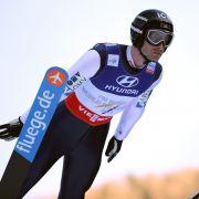 Sprang mit der Mannschaft zu Gold: Österreichs Wolfgang Loitzl.