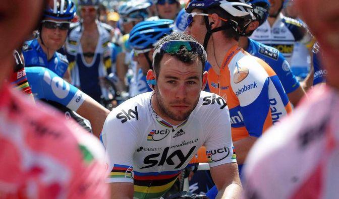 Sprinter Cavendish: Durchwachsene Giro-Bilanz (Foto)