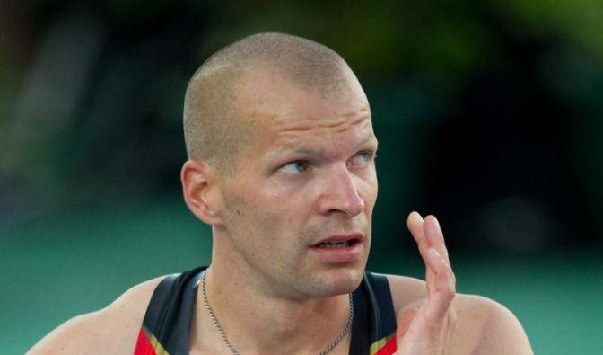 Sprinter Tobias Unger verlässt Münchener Verein (Foto)