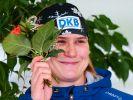 Sprinterin Wolf nur Zweite bei Eisschnelllauf-DM (Foto)