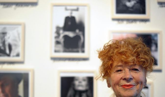 «Spurenlese» - Herlinde Koelbl und ihre Fotokunst (Foto)