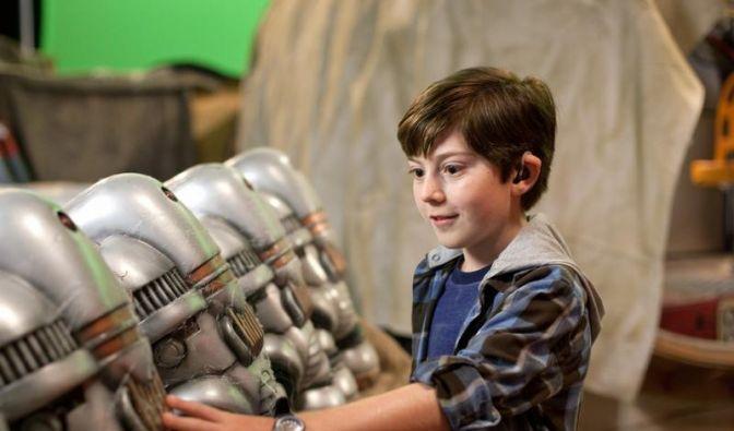 «Spy Kids»: Geschwister retten «Alle Zeit der Welt» (Foto)