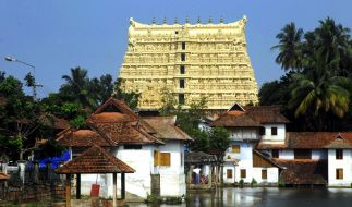 Sree Padmanabhaswamy Tempel (Foto)