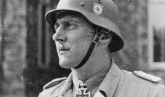 SS-Obersturmbannführer Otto Skorzeny ermordete offenbar einen deutschen Raketenforscher für den Mossad. (Foto)