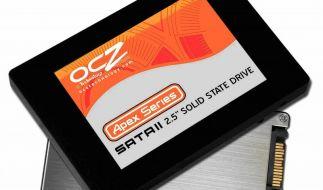 SSD ist das Festplattenformat der Zukunft (Foto)
