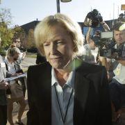 Staatsanwältin Carol Chambers prüft eine Todesstrafen-Forderung gegen den mutmaßlichen Attentäter von Aurora.