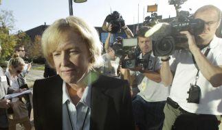 Staatsanwältin Carol Chambers prüft eine Todesstrafen-Forderung gegen den mutmaßlichen Attentäter von Aurora. (Foto)