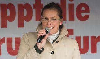 Staatsanwaltschaft ermittelt gegen Pegida-Frontfrau Tatjana Festerling. (Foto)