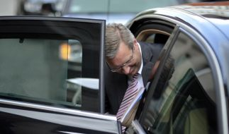 Staatsanwaltschaft prueft Vorteilsannahme wegen Wulffs Auto-Nutzung (Foto)