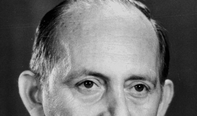 «Staatsfeind Nummer eins»: Der Chemiker und DDR-Regimekritikers Robert Havemann. (Foto)