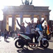 Lebendig und ausgelassen: Deutschlands Hauptstadt kommt bei jungen Urlaubern immer gut an. Aber auch Museumsfans sind hier gut aufgehoben.