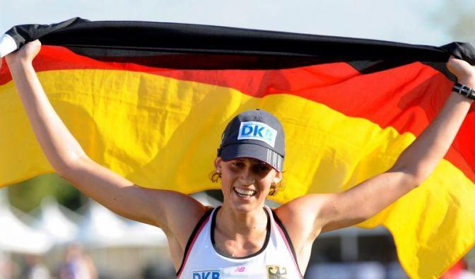 Staffel-Gold motiviert Schöneborn: Wir haben viel Spaß (Foto)