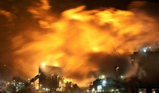 Stahlkocher weiter durch Eurokrise belastet (Foto)