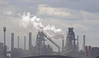Stahlproduzent Tata streicht in Großbritannien 900 Stellen (Foto)