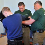 Stalking-Prozessauftakt in Leipzig: Sebastian T. soll eine Mitstudentin gestalkt und ermordet haben.