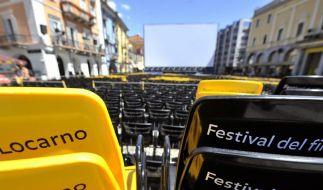 Star-Parade beim Filmfestival Locarno (Foto)