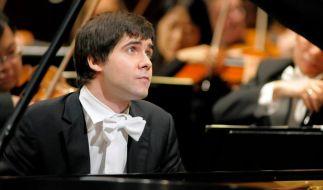 Star-Pianist Vadym Kholodenko trauert um seine beiden kleinen Töchter. (Foto)