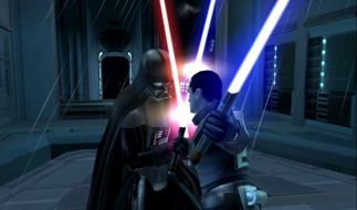 Star Wars: The Force Unleashed II (Foto)