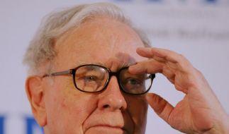 Starinvestor Buffett sagt Europa schwere Zeiten voraus (Foto)