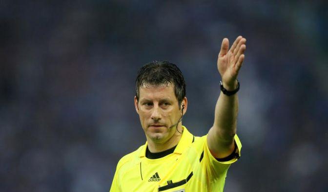 Stark pfeift Spiele bei Fußball-EM 2012 (Foto)
