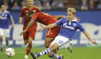 Starker Saisonstart: Lewis Holtby ist Dreh- und Angelpunkt im Schalker Spiel. (Foto)