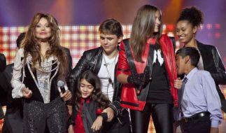 Stars und Familie erinnern an Michael Jackson (Foto)