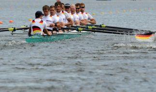 Start in die Olympia-Saison: Achter siegt in Belgrad (Foto)