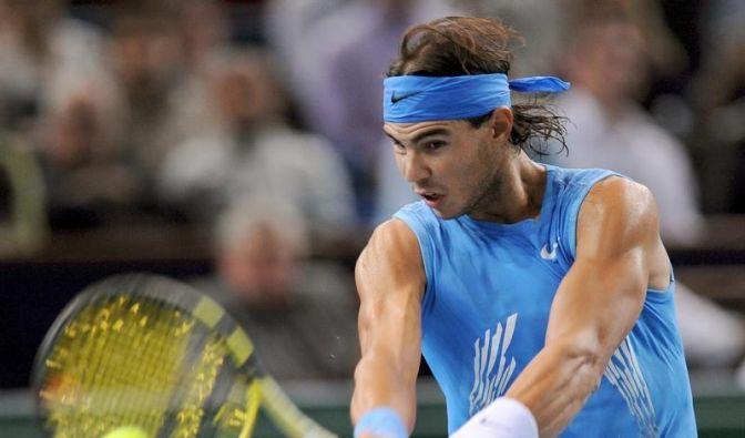 Start ins Tennis-Jahr: Nadal der Gejagte (Foto)