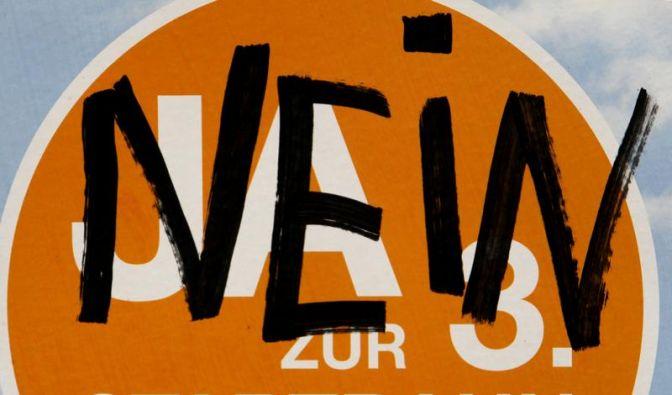 Startbahn-Aus in München: Gegenseitige Schuldzuweisungen (Foto)