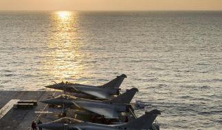 Startklar für den Libyen-Einsatz (Foto)