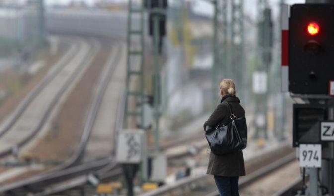 Startschuss für 48-Stunden-Streik bei Bahn-Konkurrenz (Foto)