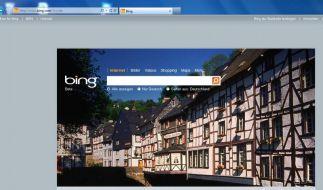 Startschuss für Microsofts Internet Explorer 9 (Foto)